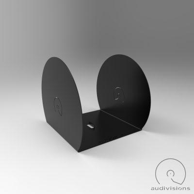 Omega desktop record holder side view 5