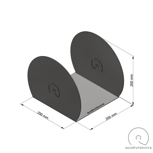 Omega desktop record holder view sizes