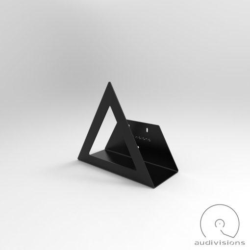 Delta wall mounted vinyl holder