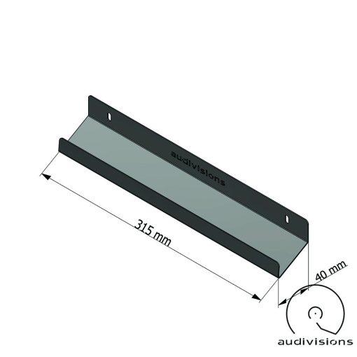Atlas vinyl ledge