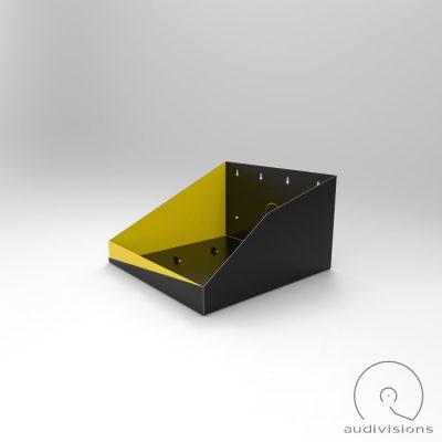 Fusion hanglemez tároló doboz látvány