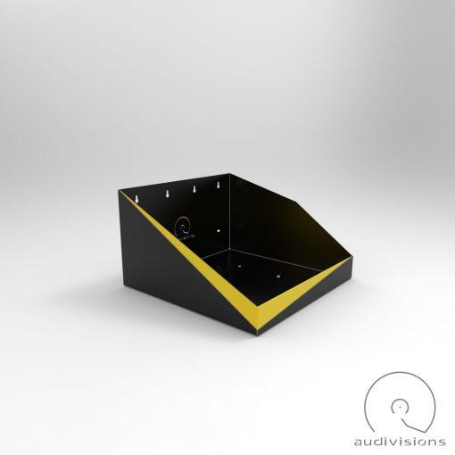 Fusion LP storage box view