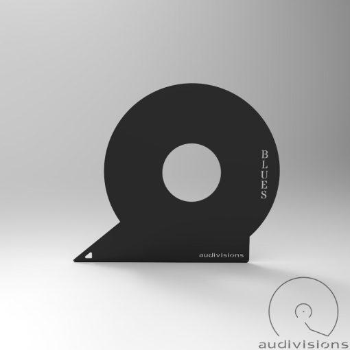 Selector Horizontal vinyl record tab