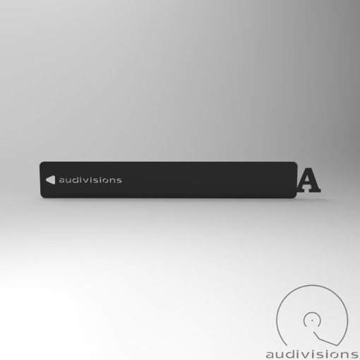 Navigator Horizontal record album organizer example