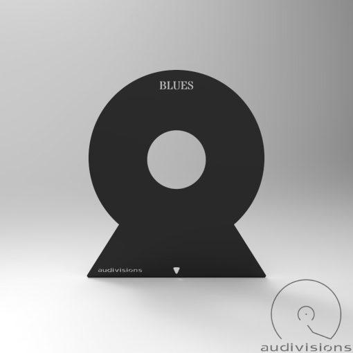 Selector (vertical) vinyl record organizer