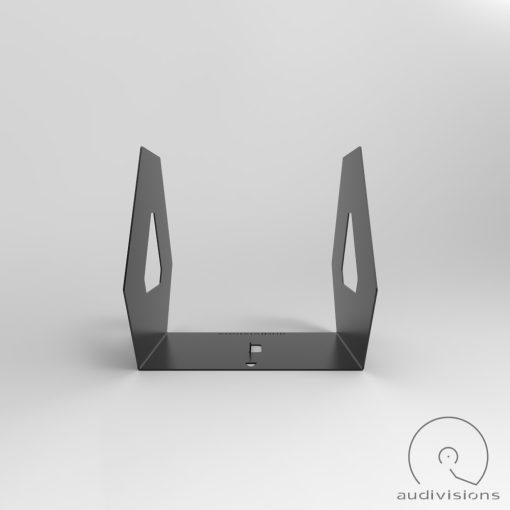 Hexa desktop vinyl record holder view